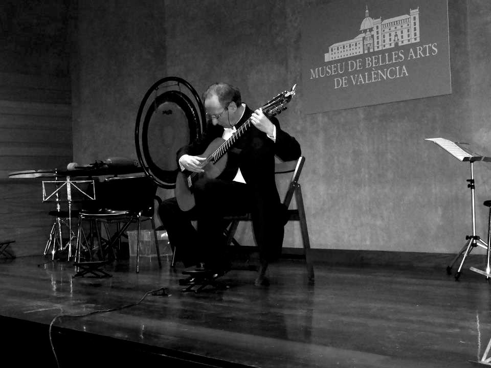 rafel concert mestre